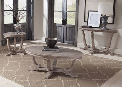 Greystone Mill Occasional Tables