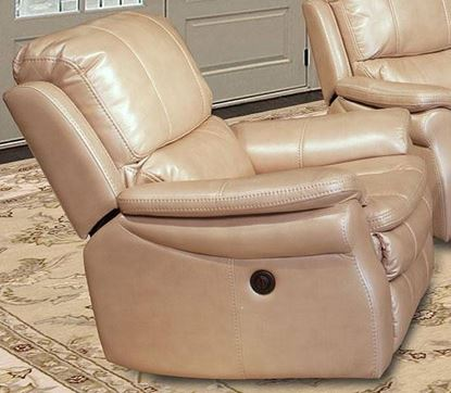 Juno Recliner with SAND finish