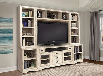 Nantucket Modular Entertainment Wall