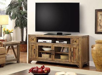 """Hunts Point 63"""" TV Console"""