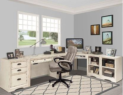 Nantucket Modular Home Office