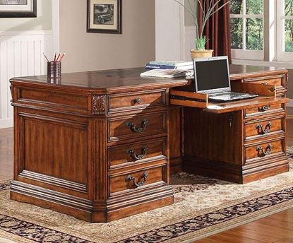 Grand Manor Granada Executive Desk