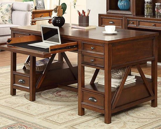 "Napa 60"" Writing Desk"