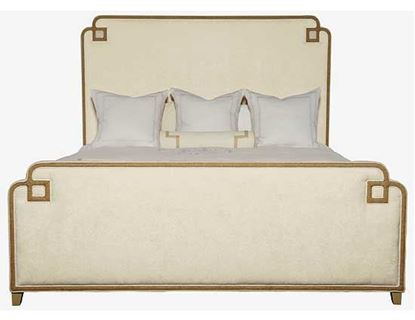 Savoy Place Upholstered Bed