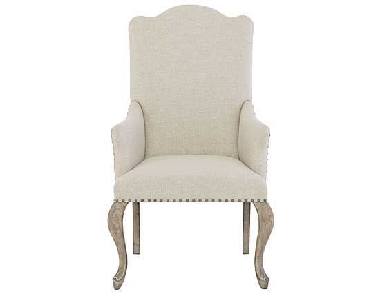 Campania Upholstered Arm Chair