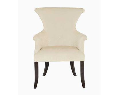 Bernhardt - Formal Jet Set Arm Chair