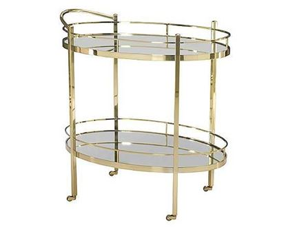 Bernhardt - Jet Set Serving Cart