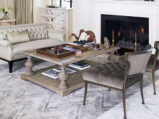 Campania Living Room Collection