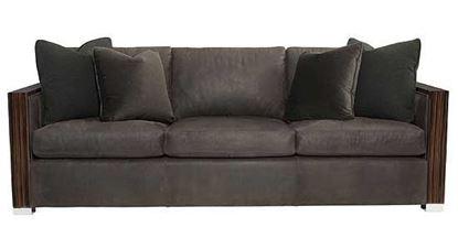 Bridges Leather Sofa