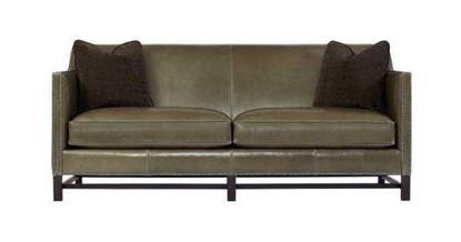 Bernhardt - Chatham Leather Sofa