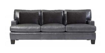 Denton Leather Sofa