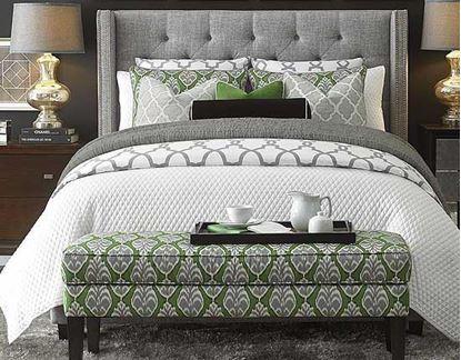 Dublin Upholstered Bedroom