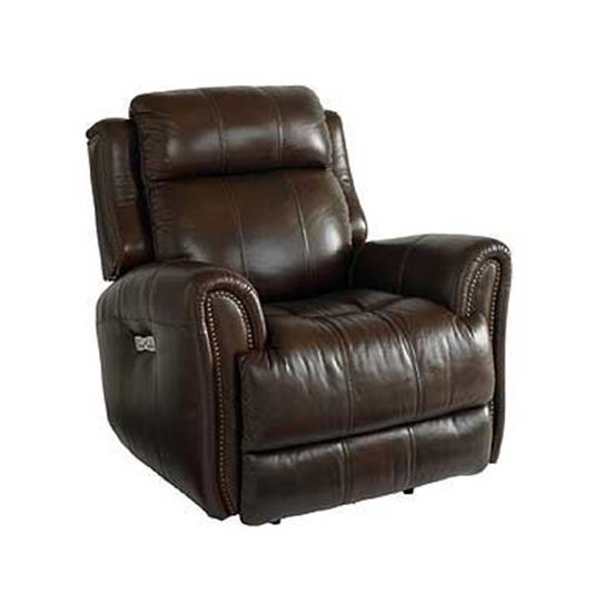 Marquee Chocolate Power Wallsaver Recliner