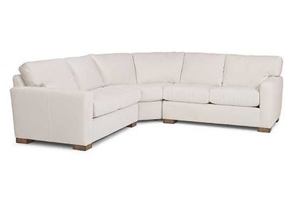 Bryant Leather Sectional