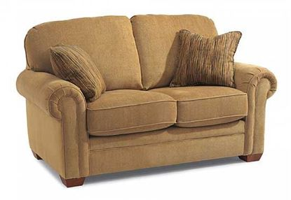 Harrison Fabric Loveseat