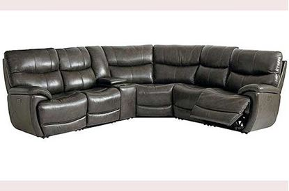 Brookville Sectional - Truffle