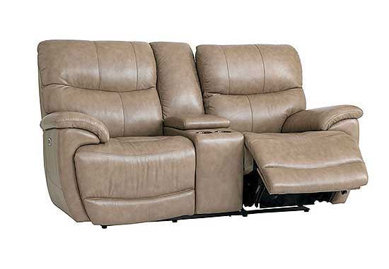 Brookville Reclining Sofa by Bassett (Club Level)
