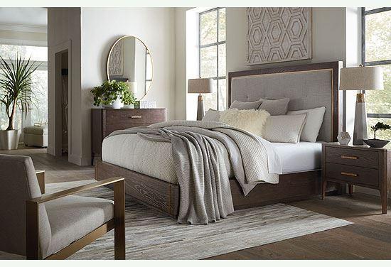 Bassett - Modern Bedroom with Astor Bed