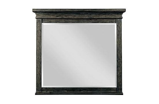 Jessup Mirror with Charcoal finish