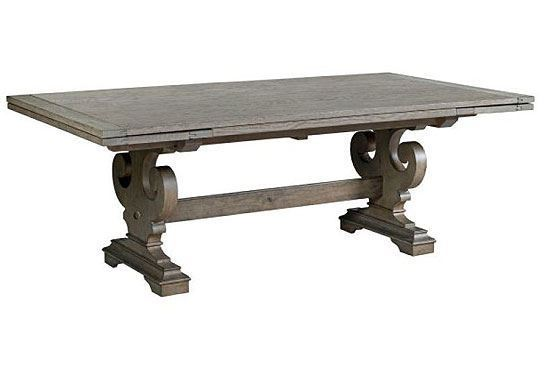 Crawford Refractory Dining Table
