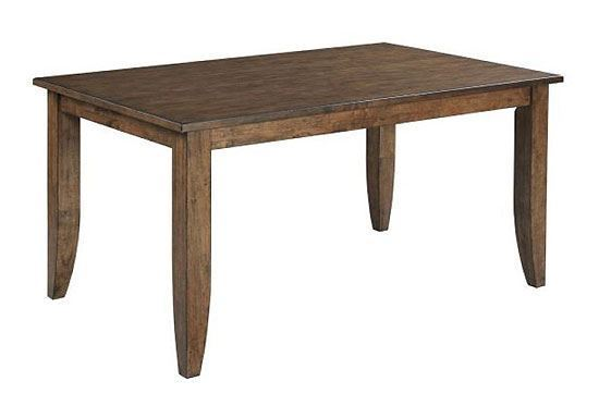 "Nook Maple 60"" Rectangular Dining Table"