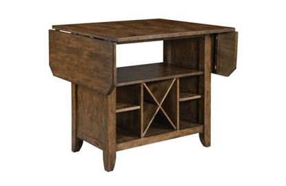 The Nook Maple Kitchen Island
