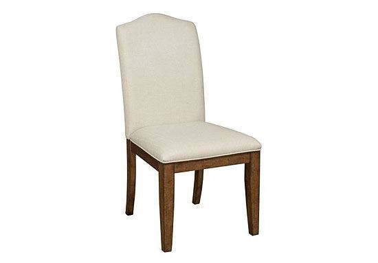 The Nook Maple - Parsons Side Chair