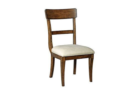 The Nook Maple Side Chair