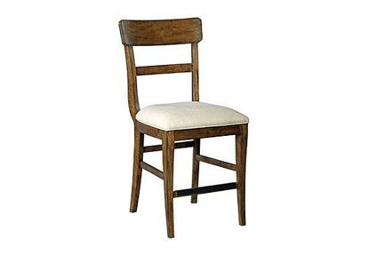The Nook Maple Counter Height Side Chair