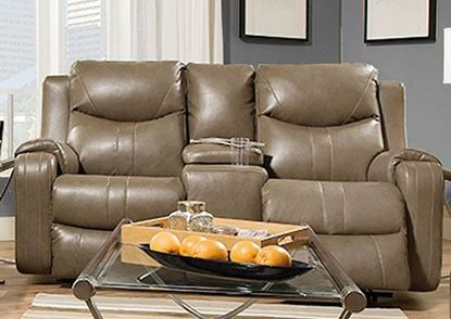 881 Marvel Loveseat with Console