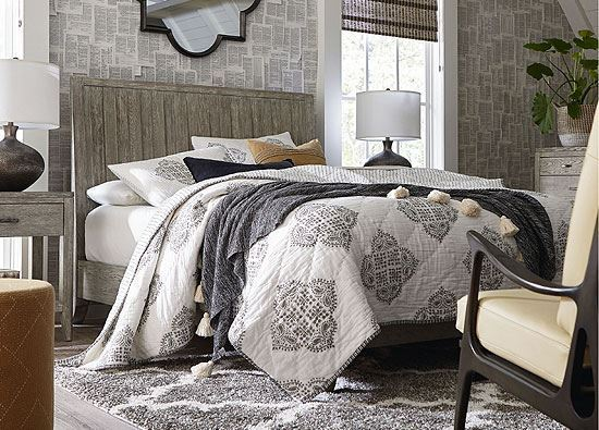 Bassett - Tobago Bedroom