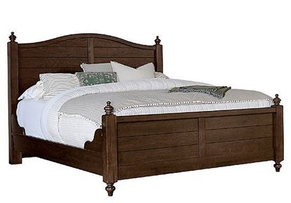 American Heirloom Poster Bed with High Poster Footboard