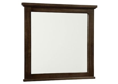 LMCO. Home Collection Landscape Mirror with Tobacco finish